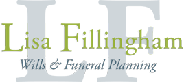 Link to Lisa's Home Page - Wills & Funeral Planning